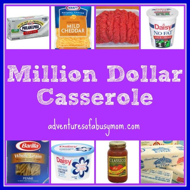 million dollar casserole