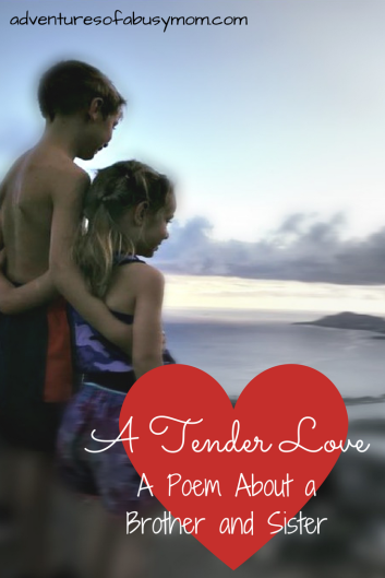 A Tender Love: A Poem About a Brother and Sister