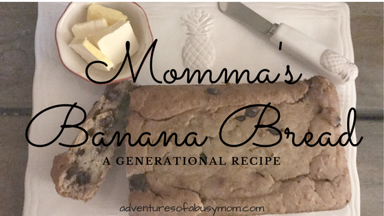 Momma'sBanana Bread