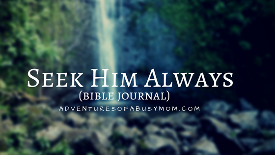 Seek Him Always (bible journal).png
