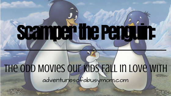 Scamper the Penguin
