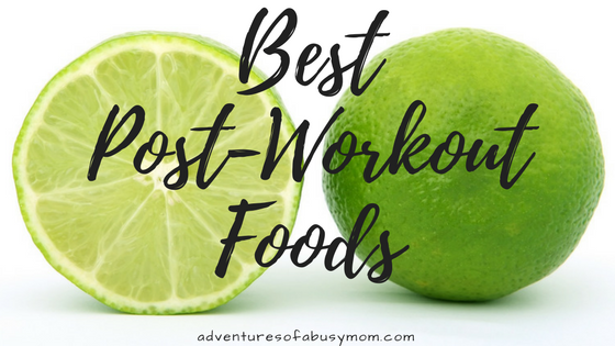 Best Post-Workout Foods