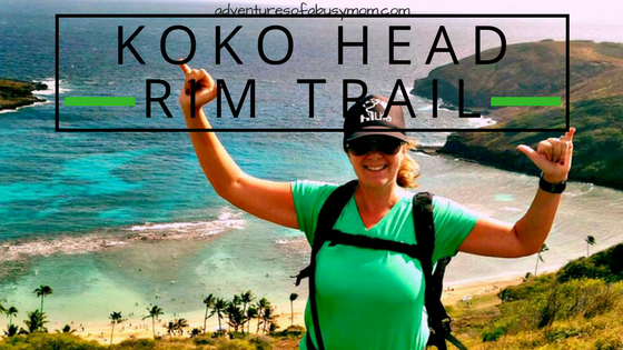 Koko Head Rim Trail