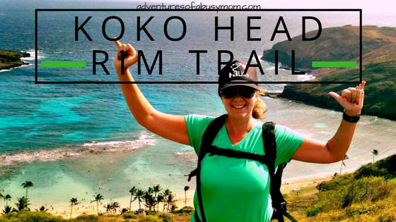 Koko Head Rim Trail