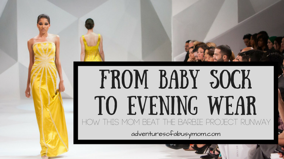 From Baby Sock to Eveningwear