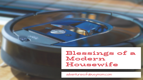 blessings of a modern housewife